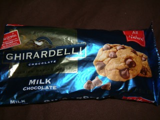 Ghiradelli Milk Chocolate Chips