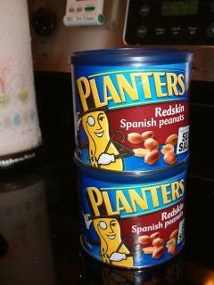 Planters Redskin Spanish Peanuts