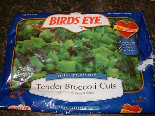 Birds Eye Tender Broccoli Cuts