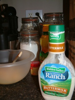Hidden Valley Ranch Buttermilk Dressing